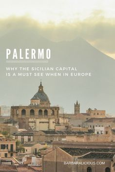 Palermo is the capital of Sicily, Italy – and my second home. But during my last stay there I tried to see it through different eyes. Now I will introduce you to my favorite spots!