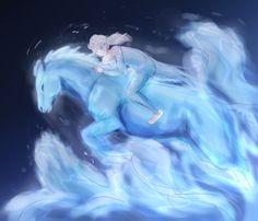 "Frozen 2 And Supercorp: Photo - ""i heard elsa is getting a magic water horse in frozen 2 "" - Frozen Disney, Elsa Frozen, Frozen Movie, Elsa 2, Frozen Story, Disney Horses, Frozen Pictures, Frozen Wallpaper, Jack Frost And Elsa"