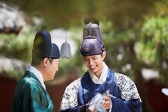 Check out Image Stills of Park Bo Gum in Love in the Moonlight   Koogle TV