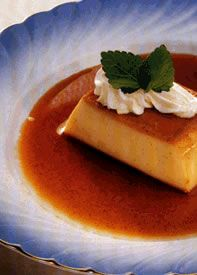 Sons of Norway - Recipe Box for Carmel Pudding (The Norwegian Kitchen)