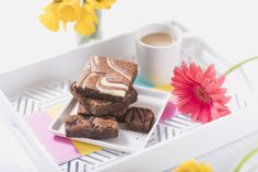 Breakfast in bed is great, but don't forget to serve her snack on Mother's Day! Fairytale Brownies are the perfect treat for a snack or dessert. Mom will love the fact that the treats are individually wrapped and come in three sizes and 12 different flavors. She might have a hard time choosing a favorite flavor. Cookie Gift Baskets, Cookie Gifts, Fairytale Brownies, Belgian Chocolate, Brownie Cookies, Breakfast In Bed, Don't Forget, Treats, Snacks