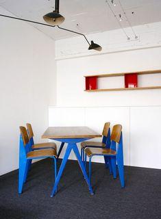 Jean Prouvé exhibit by Sign Tokyo