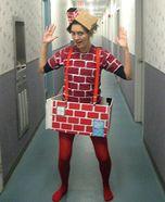 Creative DIY Costume Ideas for Women - Brick House Homemade Costume