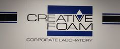 Creative Foam has their own Corporate Lab to help the customer beginning to end.