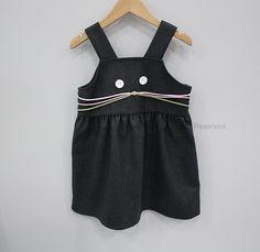 Eclair Cat Dress