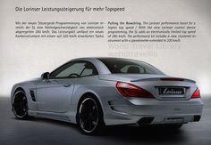 https://flic.kr/p/U5sCgR | Lorinser SL-Klasse / SL-Class (Mercedes-Benz); 2012_3