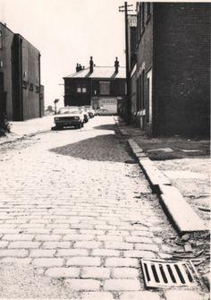Salford City, Vintage Photos, Manchester, Sidewalk, Childhood, Street, Infancy, Side Walkway, Walkway
