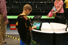 Fusion experts get their start at LEGO KidsFest!