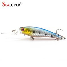 Lifelike Hard Fishing Minnow Lure Artificial Carp Bait Crankbait Treble Hooks Fishing Tackle 10 Colors 9CM 8G Pesca Lure 					 					Price: US $0.95Discount: 30%Order Now   http://gonefishinonline.co.nz/lifelike-hard-fishing-minnow-lure-artificial-carp-bait-crankbait-treble-hooks-fishing-tackle-10-colors-9cm-8g-pesca-lure/