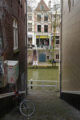 see through at Lijnmarkt Utrecht the Netherlands