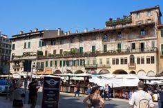 Verona Piazza delle Erbe