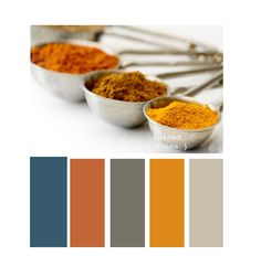color palette for new living room?