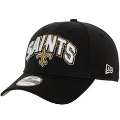 New Era New Orleans Saints Official Draft Day 39Thirty Hat - Black Saints  Shop 3bada8825dc8