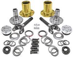 Yukon (Ya wu-04) Spin gratis Locking Hub Umbau-Kit f�r Dodge SRW Dana 60�AAM Differential