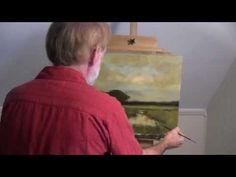 ▶ Dennis Sheehan Painting Demo - YouTube