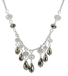 Collar color plata/ Joyería / Moda femenina / Accesorios para mujer / Día de las madres / 10 de mayo / Regalo para mamá