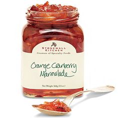 April 2011 - Orange Cranberry Marmalade