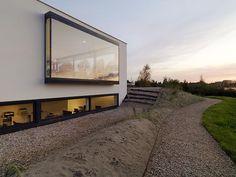 Woonhuis S, Breda-Particuliere huizen en villa\'s-Projecten | Grosfeld van der Velde Architecten, licht in kelder