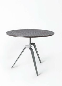 Lava stone table by Madeamano