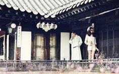 Design by Tchai Kim Young Jin & Hanbok Lynn 차이 김영진 & 한복린