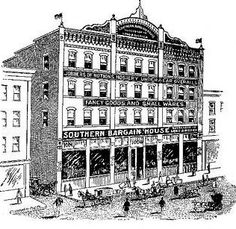 Shopping Saturday ~ Downtown Baltimore #geneabloggers #genealogy