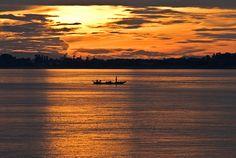 Mékong sunset