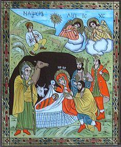 """""""Nașterea Domnului tradiţional"""". Foto: ..."""
