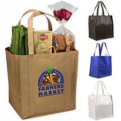 Promotional Non-Woven Tundra Tote Bag Full Color Digital | Customized Non-Woven Tundra Tote Bag Full Color Digital | Promotional Tote Bags
