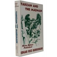 Edgar Rice Burroughs - Tarzan and the Madman - Canaveral Press 1964 US First Edition