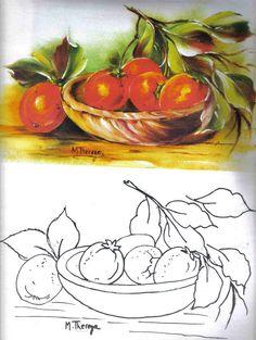 Coleção Pintura em Tecido - 300 Gravuras e Riscos - vol 3 - lourdes - Álbuns da web do Picasa