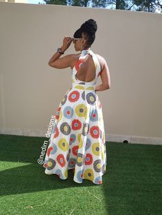 Maxi Dresses Nedim Osmanovic designs – African Fashion Dresses - African Styles for Ladies African Print Dresses, African Fashion Dresses, African Dress, Fashion Outfits, Fashion Styles, Fashion Ideas, African Fashion Designers, African Print Fashion, Africa Fashion