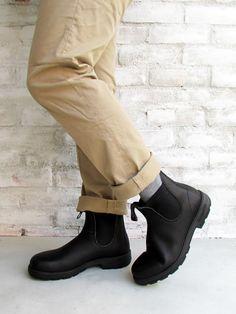 Blundstone 510 Black Blundstone Mens, Shoe Boots, Men Boots, Got The Look, Chelsea Boots, Footwear, Mens Fashion, Guy Stuff, Stylish