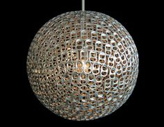 Here is a collection of cool things one can make using Soda Can Pull Tabs.