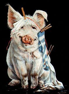 Хорошее настроение с художницей Joy Campbell. Часть 1.. Обсуждение на LiveInternet - Российский Сервис Онлайн-Дневников