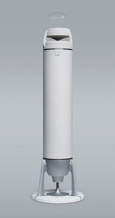 オオアサ電子 / 無指向性バスレフ・タワー型スピーカー Egretta TS1000
