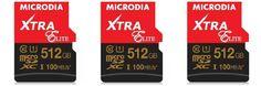 The World's Highest Capacity MicroSD Memory Card - 512GB?