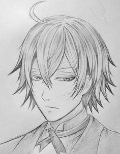 i draw a lot. be prepared for a lot Black Butler stuff  [ u can repost my drawings if u want ]...