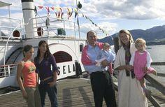 Gewinne eine große Seerundfahrt auf dem #Traunsee! Das #Gewinnspiel läuft bis 30.Juni 2013! #kinder #familie