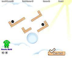 Hooda Math, een strategisch spelletje..