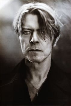 David Bowie By Annie Liebovitz