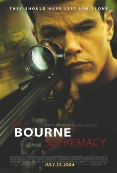 """CAST: Matt Damon, Franka Potente, Joan Allen, Tomas Arana, Brian Cox, Tom Gallop, Wanja Mues, Julia Stiles; DIRECTED BY: Paul Greengrass; Features: - 27"""" x 40"""" - Packaged with care - ships in sturdy r"""