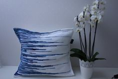 Decorative Pillows/woven pillow/personalized by LaleShopNiki