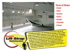 Facts of straps faster safer simpler easier quieter smoother proven