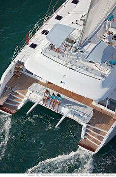 Lagoon 620   Naos Yacht Sales