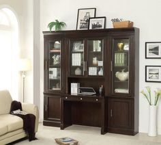 The Stanford Wall Desk Set