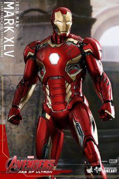 Avengers: Age of Ultron Iron Man Mark XLV Collectible Figure