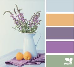 ✮ Still Life Hues - Great Combos abailable within this color palette