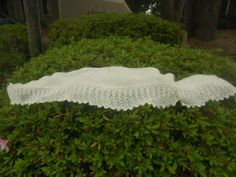 Margaret Dashwood Shawl from Jane Austin Knits Summer 2012    You know you want one!