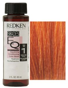 05C Chilli Redken Shades EQ Equalizing Conditioning Color Gloss - Redken