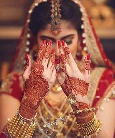 Bridal Mehndi Designs 2018